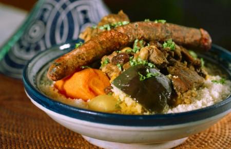 couscous au maroc
