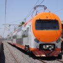 Train au Maroc