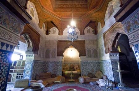 Musée Dar Jamaï à Meknès