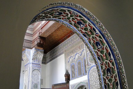 Palais Dar Jamaï à Meknès