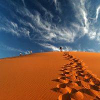 Merzouga et ses dunes magiques!